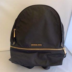 Michael Kors Rhea Zip Medium nylon  Backpack